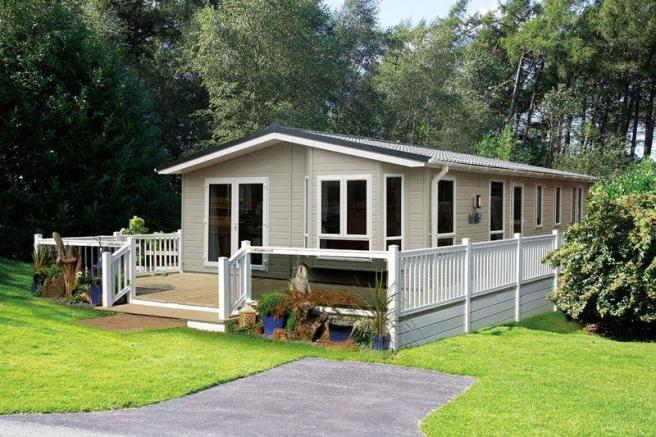 2 Bedroom Log Cabin For Sale In Atlas Lilac Lodge 2016