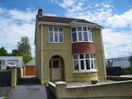 Detached home in Church Street, Ammanford...