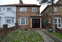 semi detached house in Spring Grove Road...