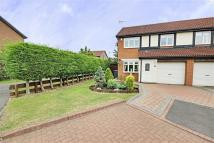 semi detached home in Fareham Grove, Boldon...