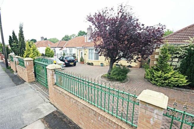 Woodlands Road, Cleadon Village