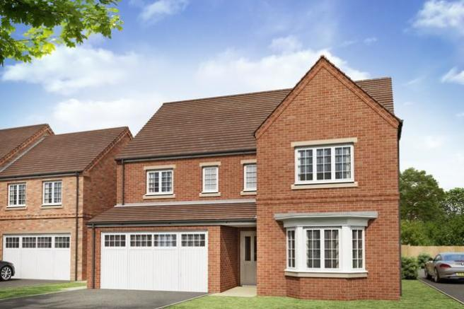 Elm Tree Park New Homes Development By Linden Homes East
