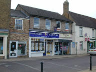 property for sale in 46/ 46A High Street, Chatteris, PE16 6BH