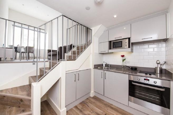 3-Level Kitchen