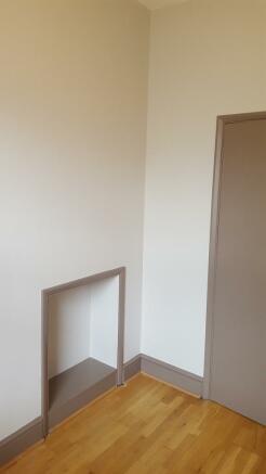 Bedroom Recess
