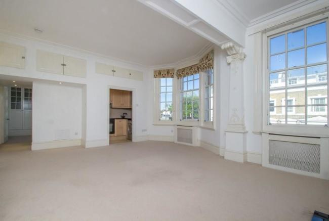 reception room view