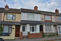 Houston Road Terraced house to rent