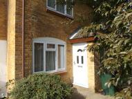 Terraced house in Rye Close, Banbury...