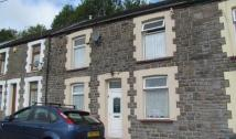 Terraced home in Brynbedw Road...