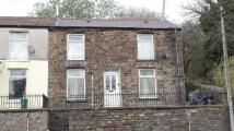 Ystrad Road semi detached property for sale