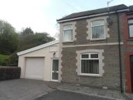 3 bedroom End of Terrace home for sale in Pantglas Road, Aberfan...