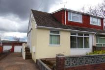 4 bed semi detached house for sale in Exeter Close, Heolgerrig...