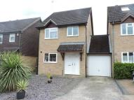 Detached house for sale in Achilles Close, Chineham