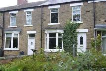 Terraced home in Pears Terrace, Shildon