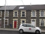 Terraced home in Ceridwen Street, Ferndale