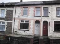 Terraced house in North Road, Ferndale