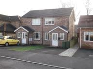 2 bedroom semi detached home in Clos Dyfodwg...