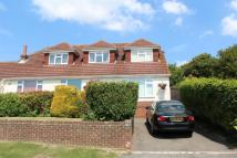 Detached house in Ring Road, Lancing...