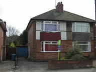 2 bedroom semi detached house to rent in St Albans Road, Derby...