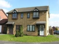2 bedroom semi detached home in Swift Close, Mickleover...