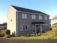 3 bedroom semi detached property in Mullins Way, Castle Cary