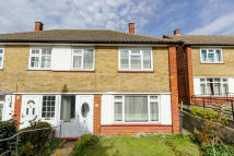 semi detached house in Margaret Avenue North...