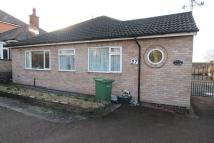 Welford Road Detached Bungalow for sale