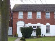Wolsey Way semi detached house to rent