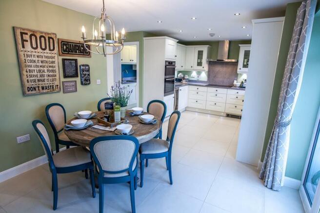 Brooklands kitchen