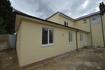 3 bedroom semi detached property in St Albans Road...