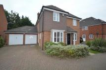 Detached home in Duchess Grove...