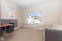 1 bedroom Flat to rent in Alberta Road...