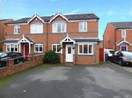 semi detached home for sale in Winchester Drive, Muxton...