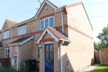 2 bed semi detached house to rent in Great Galley Close...