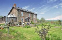 Detached house for sale in Abergavenny...