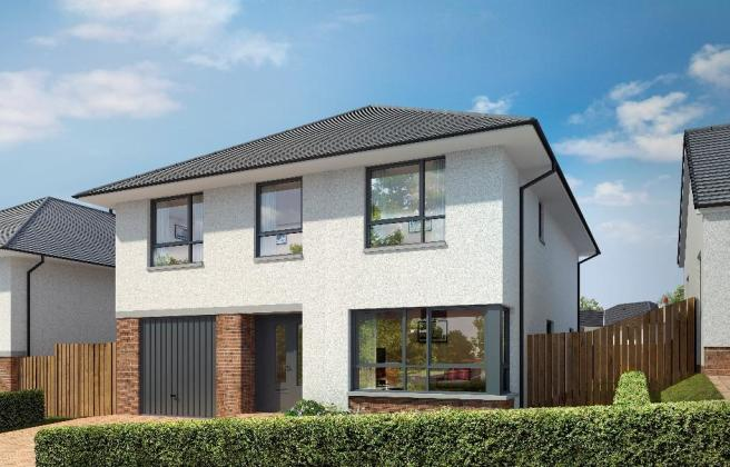 4 Bedroom Detached House For Sale In Waterfoot Road Newton Mearns Glasgow G77 5gu G77
