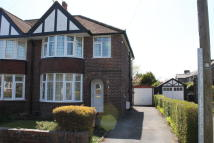 3 bed semi detached property to rent in Windsor Avenue, Wilmslow