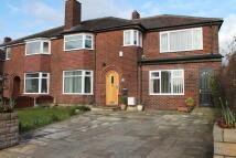 semi detached house in Altrincham Road