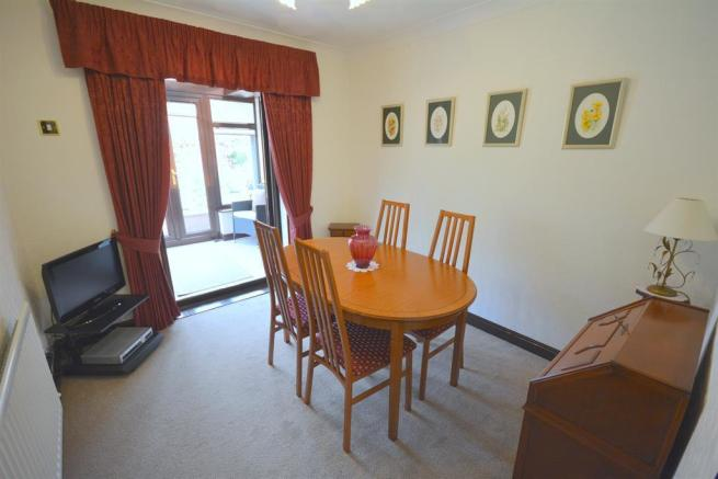 Dining Room / Bedroom Two
