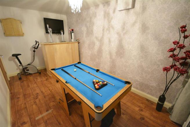 Reception Room/Garage