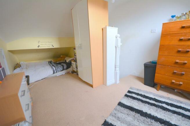 Attic Room / Bedroom Four