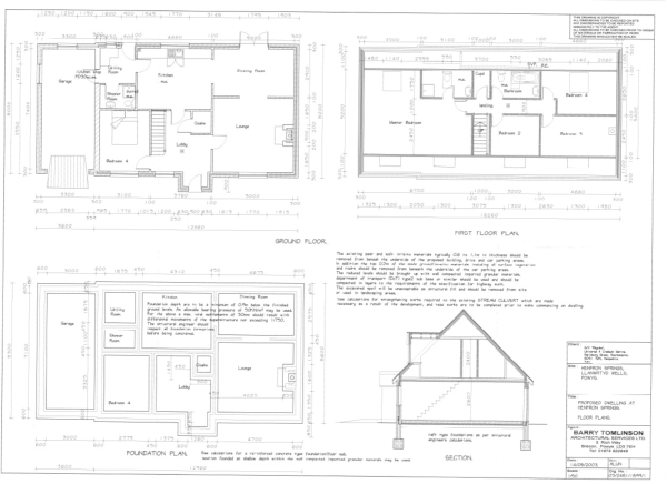 Architects Floorplan