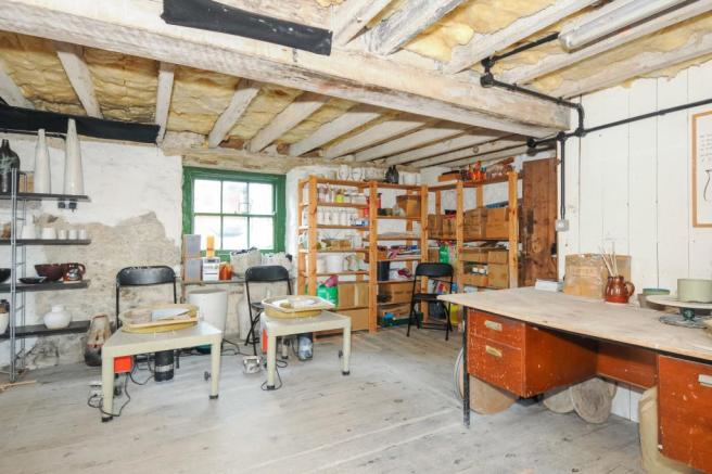 Workshop in Detached Mill