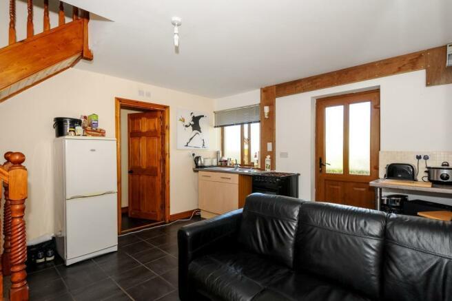 Annexe Reception Room / Kitchen