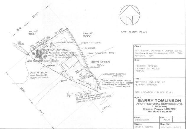 Architects Plan