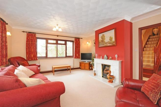 Dual Aspect Sitting Room With Views