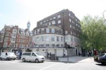 Studio flat in Euston Road, London, NW1