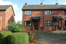 2 bed semi detached property in Station Road, Duffield...