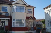 Penfold semi detached house to rent