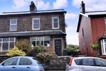 3 bed semi detached house for sale in Hadfield Road, Glossop...